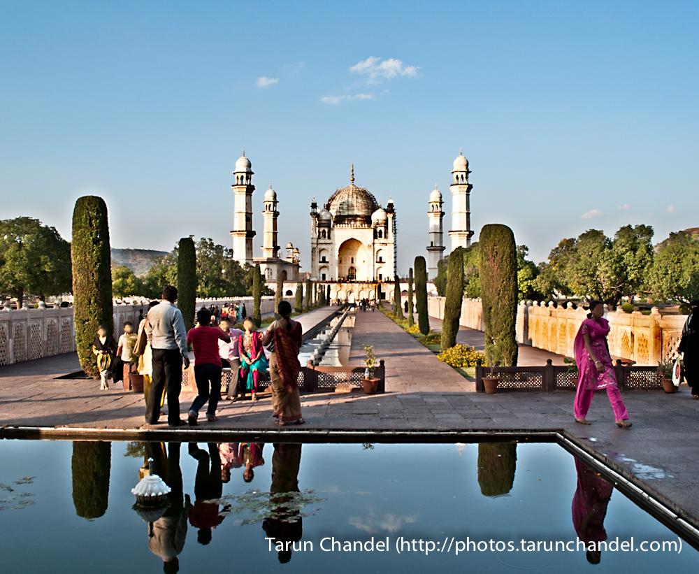 fake taj mahal bibi ka maqbara, Tarun Chandel Photoblog