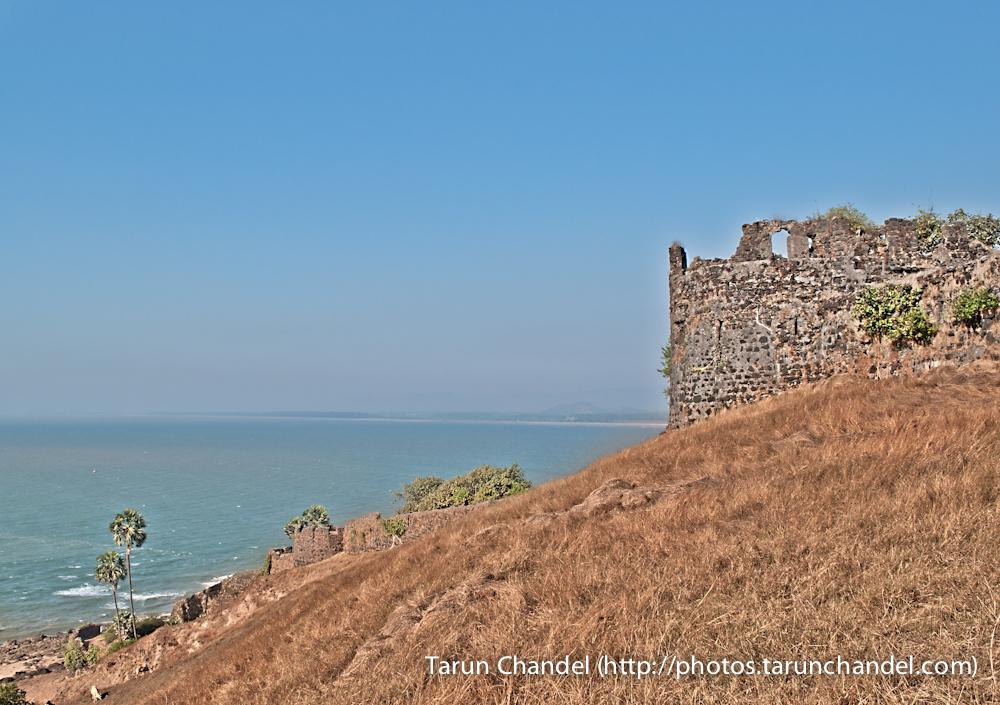 Korlai Fort Korlai, Tarun Chandel Photoblog