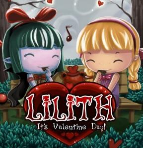 [Imagen Lilyth: It's Valentine Day!]