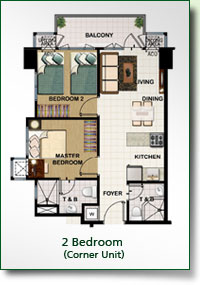 field residences corner unit