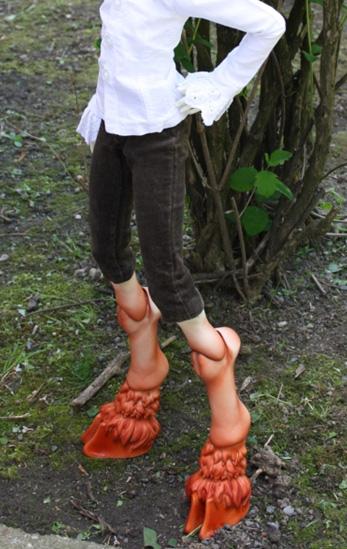 козлячьи ноги фото