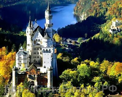 Германия, Germany, недвижимость во Германии, КостаБланка.РФ