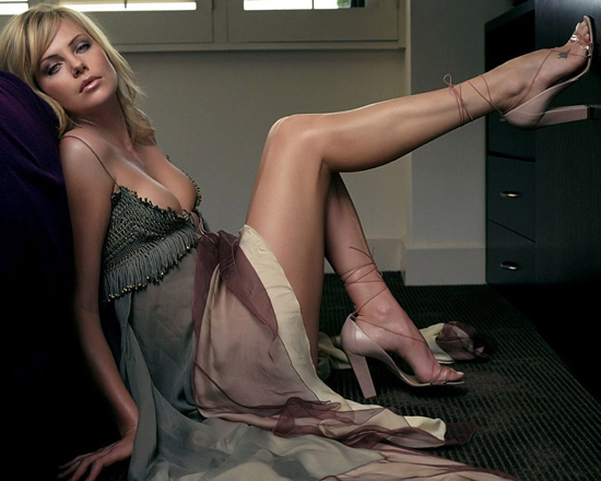 Miss COED: Charlize Theron:Safe For Work,Best0