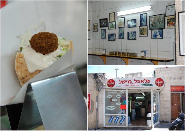 falafel michel, haifa, wadi nisnas