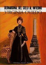 """""""Bernardina, del cielo al infierno"""", de Virginia Oviedo"""