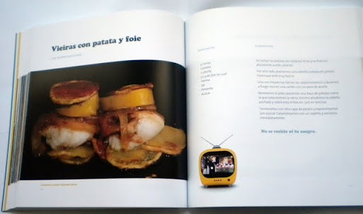 Tengo un libro nuevo cocinamos contigo de sergio for La cocina de sergio