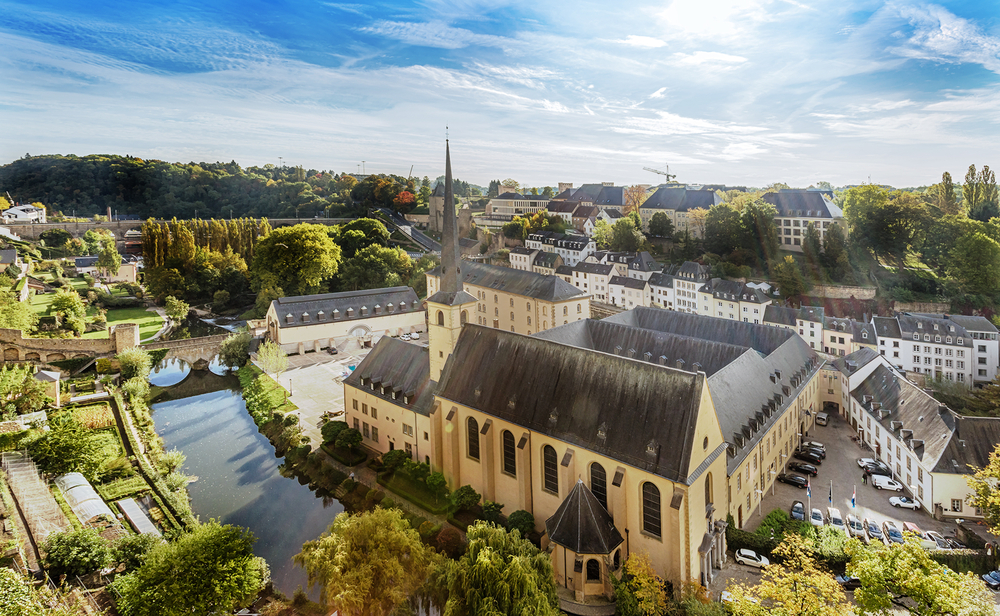 Топ-6 місць Європи для подорожей у 2020 люксембург
