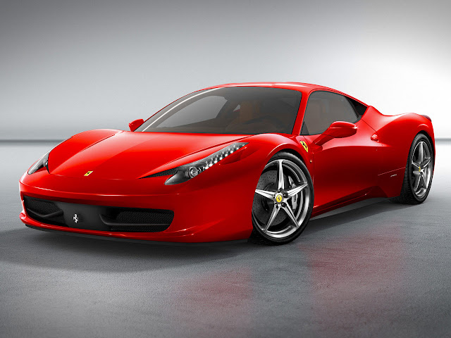 Images of Ferrari 458 Car