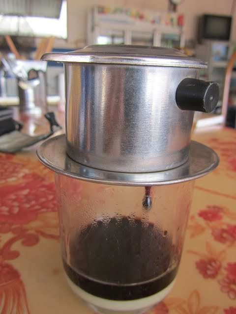 coffee in Laos