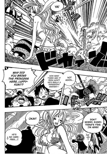 Read One Piece 619 Online | 11 - Press F5 to reload this image