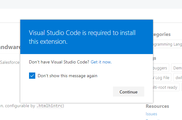 A Quick Guide To Visual Studio Code setup for Salesforce