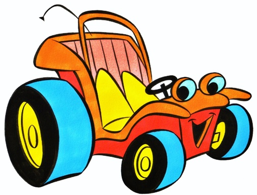 Speed Buggy 1
