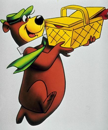 Yogi Bear Cartoon Picture 4