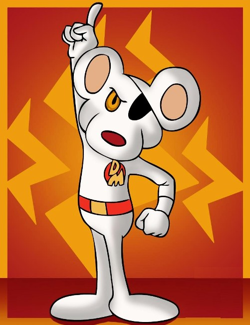 Danger Mouse Cartoon Picture 3