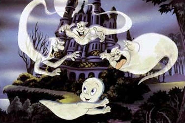 Casper Ghost Cartoon Picture 3