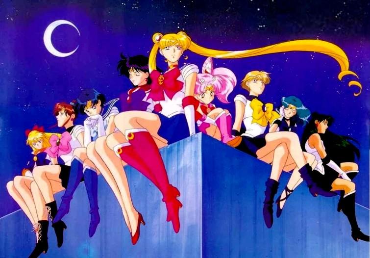 Sailor Moon Cartoon Picture 2