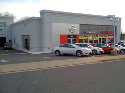 Affordable Electric Car NOW: Meet your Dealership: Brown's Fairfax