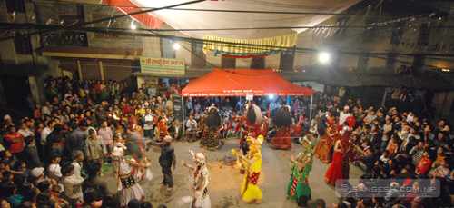 Bhairab Naach – A festival of the Pokhareli Newar community