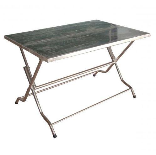 Giá trị thẩm mỹ nổi bật của bàn inox chữ nhật