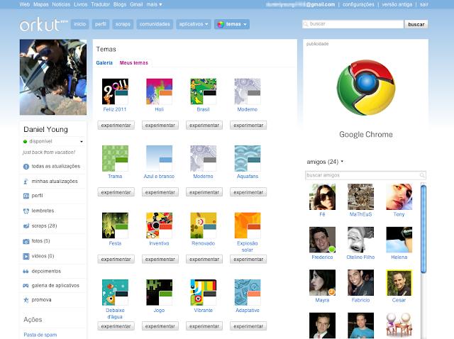 Orkut 3col themes pt