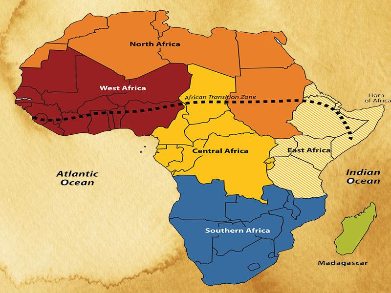 Conflict in the Great Lake Region   Timeline   Africa
