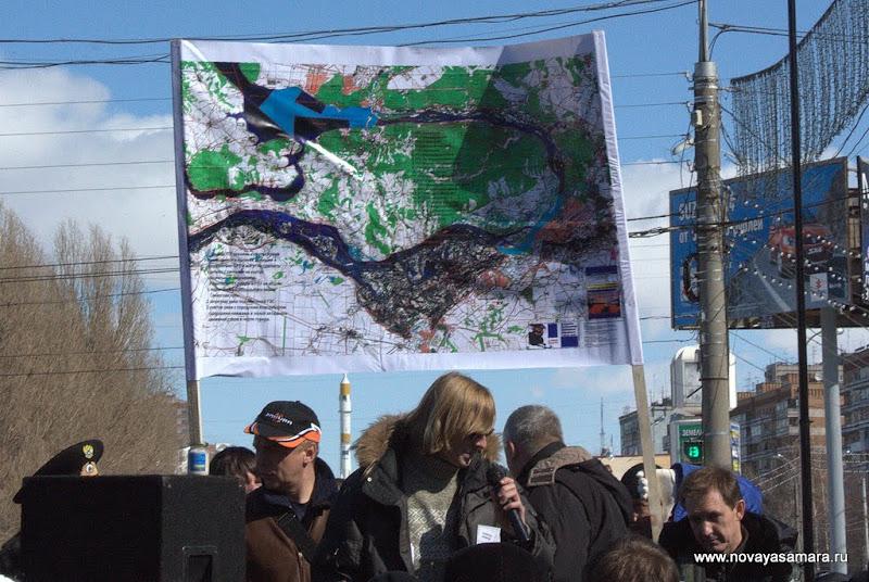 Фоторепортаж с митинга против платной рыбалки. Часть первая