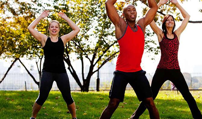 Cómo mantenerse en forma sin gastar dinero en el gimnasio