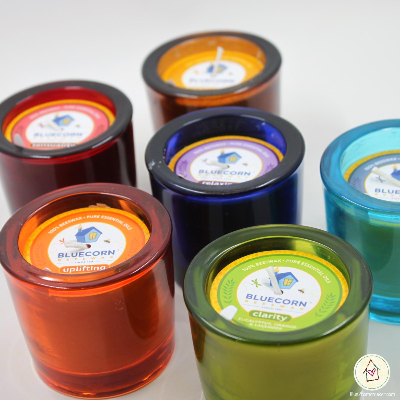 Bluecorn Candles - A Non Toxic Candles