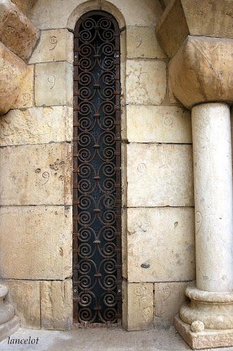 """""""Ferarios"""": el arte de la forja del hierro en el románico. 20101022_6970"""