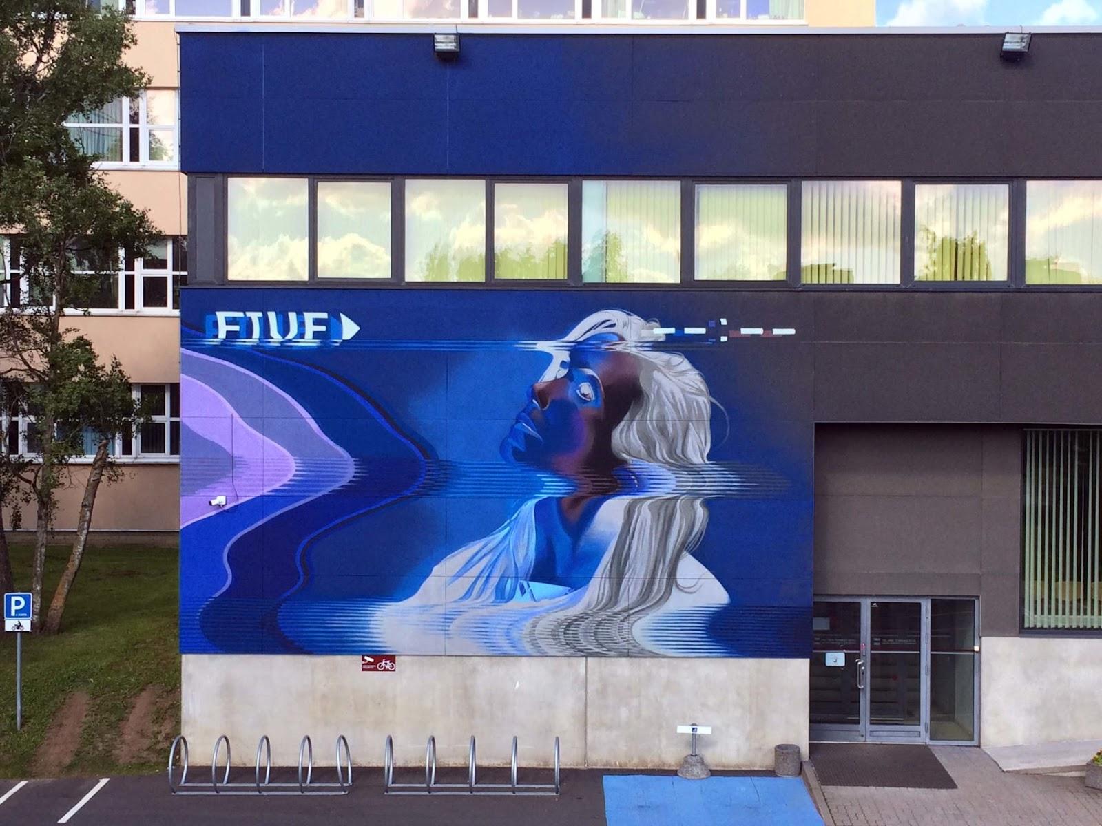 Montreal Graffiti Sullivan Language Centre
