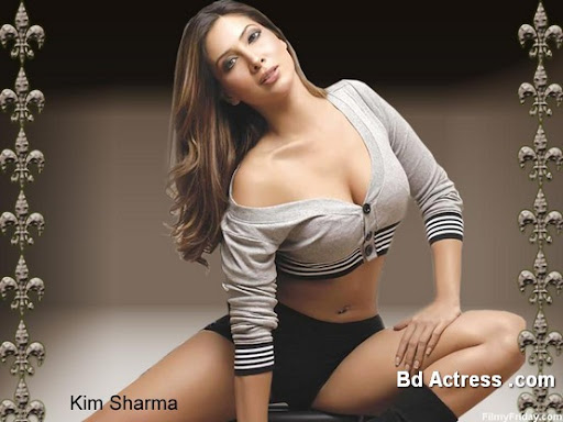 Bollywood Actress Kim Sharma Photo-01