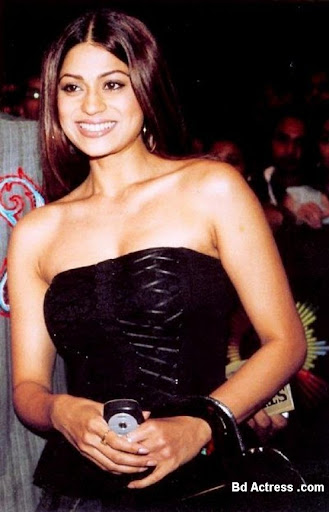 Bollywood Actress Shamita Shetty Photo-03