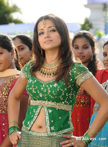 South Indian Actress Trisha Photo-04