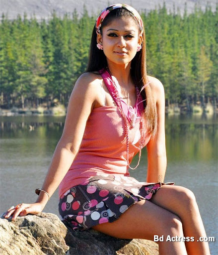 South Indian Actress Nayantara Photo-01