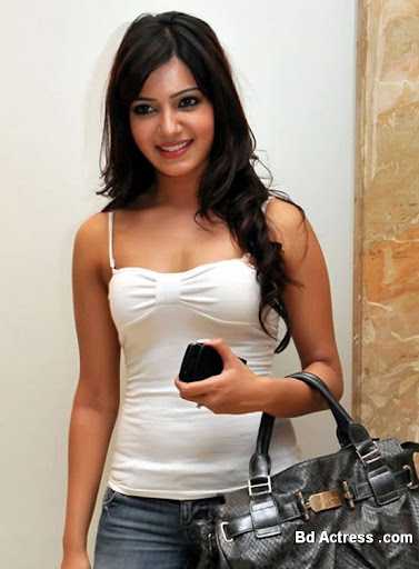 South Indian Actress Samantha Photo-02