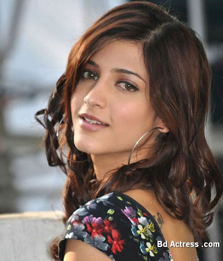 South Indian Actress Shruthi Haasan Photo-03