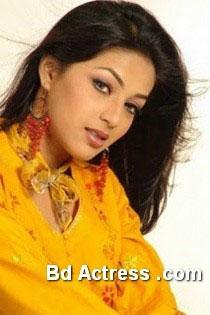 Bangladeshi Model Monalisa pic