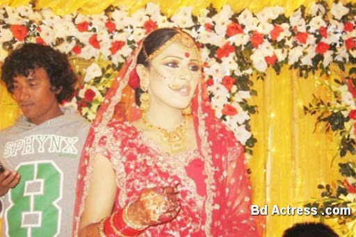 Bangladeshi Model Tinni Marriage