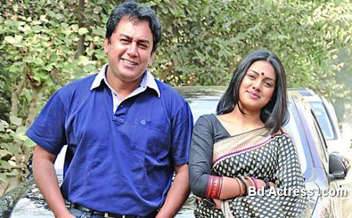 Bangladeshi Model Tisha and Jahid Hasan