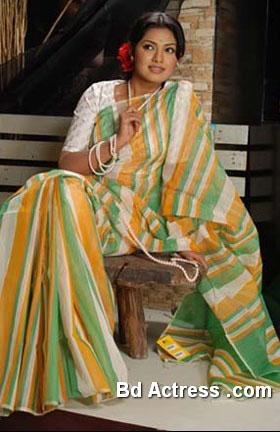 Bangladeshi Model Tisha sit