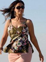 Glamour Model Simran Thumbnail