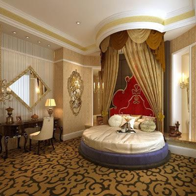 Chọn thảm trải sàn cho khách sạn