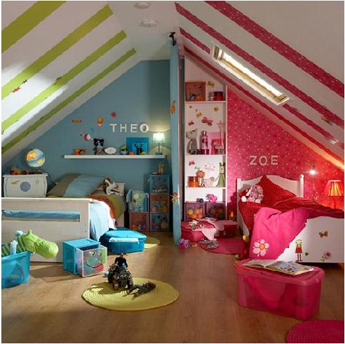 ideas de habitación de bebé para niño o niña Ideas Para Decorar Cuarto De Nios