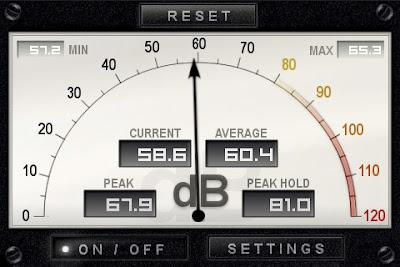 Medidor de dB