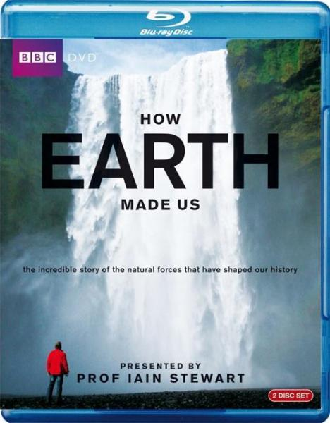 Как нас создала Земля / How Earth Made Us Фильмы 1-5 из 5 (ВВС) (2010/HDRip)