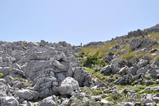 Ascensión al Palo por las Pilas del Tunio