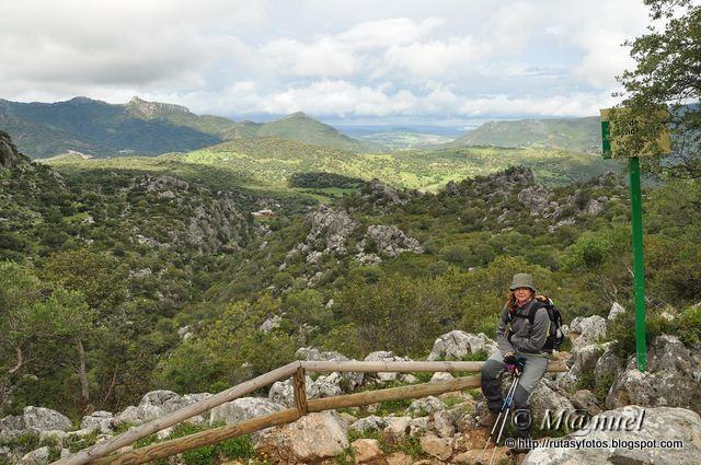 Circular Ojo del Moro - Pajaruco - Fuentes del Hondón - Salto del Cabrero