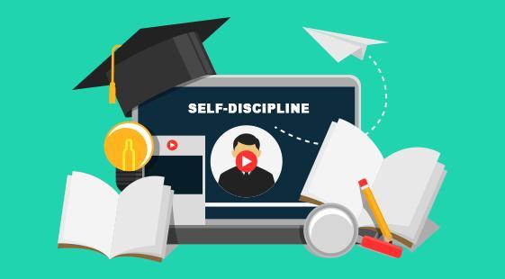 Key To E-learning Success – Self- Discipline