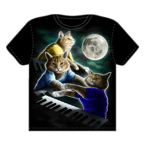 I see your Three Wolf Moon shirt, and raise