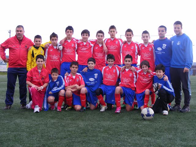 A.D.R. Numancia de Ares. Infantiles 2010-2011